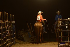 Just Killin' Time (Get The Flick) Tags: horse arena rodeo cowgirl georgiahighschoolrodeoassociation qcarena