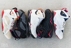 1992 Air Jordan VII Set Complete. (dunksrnice) Tags: jr rolo 2016 tanedo dunksrnice wwwdunksrnicenet rolotanedo dunksrnicenet rolotanedojr rtanedojr