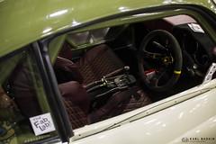Karmann Ghia Interior (karlbadkin) Tags: show bus car vintage golf beetle german bmw beatle modified jetta van audi polo herbie rocco vag scirocco herby