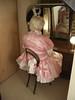 sissy barbie in maid's bedroom (sissybarbie1066) Tags: sissy maid servants quarters bedroom baby pink satin white trim sissymaid