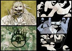 MAD MAX FURY DRAW - AkaB (Sugarpulp) Tags: comics tribute fumetti madmax illustrazione sugarcon sugarpulp sugarpulpconvention