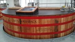 No.5 Washback at Mortlach Distillery (Duncan Tait) Tags: scotland whisky distillery fermentation douglasfir speyside mortlach handbuilt 1823 crafted dufftown scotchwhisky washback tunroom mortlachdistillery duncantait firstdistilleryindufftown jbvats washbackno5