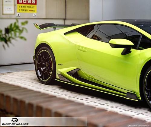 Lamborghini Huracan by Duke Dynamics