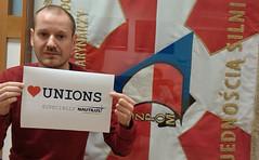 Kamil Butler, OZZOiM, Poland (nautilus.international) Tags: photo union poland polish competition nautilus tuc gdynia seafarers ozzoim heartunions