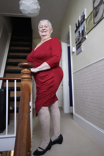 Frocks on the stairs 61-2
