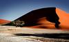 Dune 45 (André Schönherr) Tags: rot 350d sand desert dune namibia düne wüste sossusvlei namib dune45