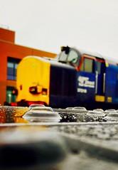 37218 York P SD 31/01/2016 (sjpowermac) Tags: york locomotive drs class37 37218