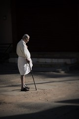 The Veteran (ANISHCHEPPAD) Tags: bangalore streetphotography veteran
