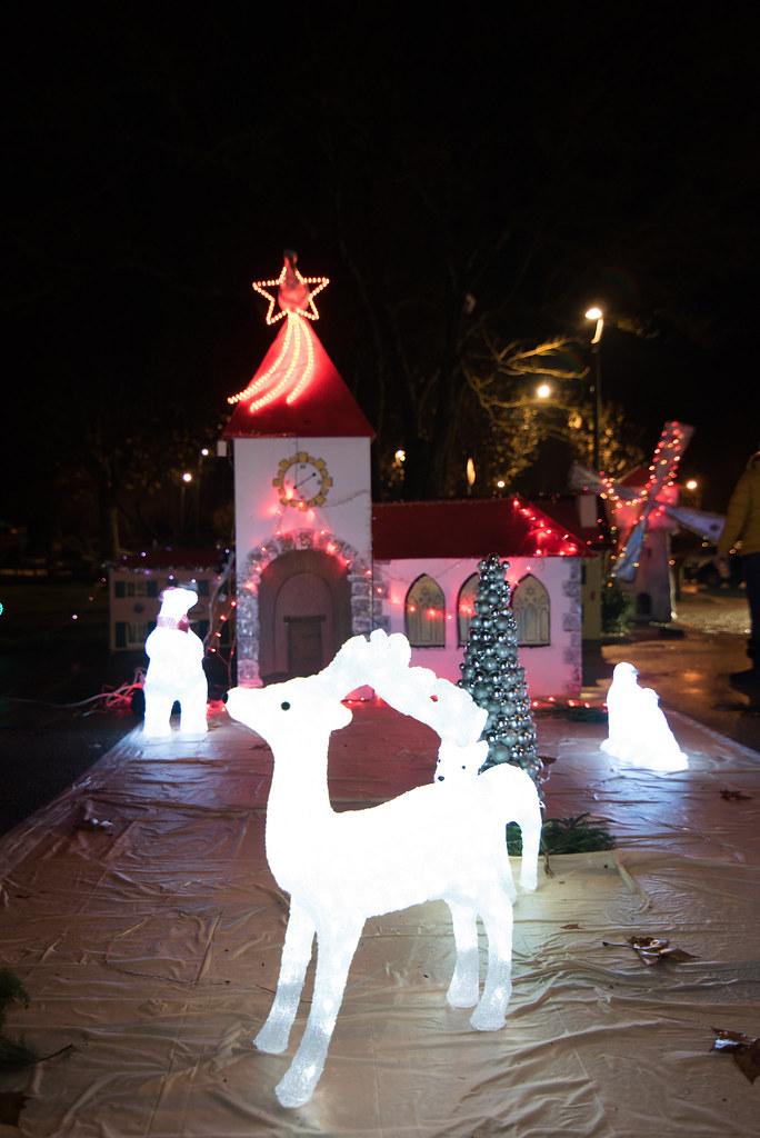 Marché de Noël a Flassans