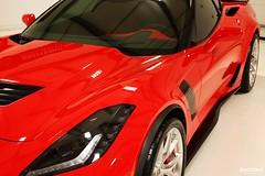 c7_z06_z07_esoteric_325 (Esoteric Auto Detail) Tags: corvette esoteric z06 detailing hre c7 torchred akrapovic p101 suntek z07 gyeon paintprotectionfilm paintcorrection bestlookingcorvette z06images