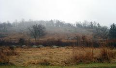 Gettysburg National Military Park (jem1863) Tags: park fog war rocks adams little top military pa gettysburg civil national round co