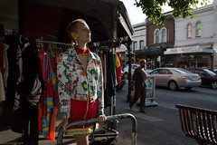 Hayley (Ranga 1) Tags: sunset portrait urban girl canon fitzroy australian young streetphotography australia melbourne victoria explore brunswickstreet davidyoung ef24105mmf4lusm canoneos5dmarkiii