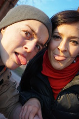 Lovely weekend in cz (talbluk) Tags: sunset love girlfriend walk her brno spilberk