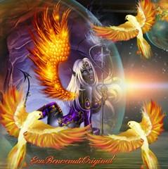 -`- You're my angel -`- by EvaBenvenuti -`- (eva.benvenuti) Tags: woman women images fantasy angels myangel imagesfantasy