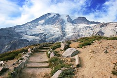 Rainier (csquags) Tags: rainier mountain findyourpark washington pnw national park