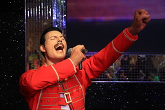 Freddie Mercury (zeity121) Tags: madame music london musicians pop queen famouspeople celebrities wax popstars tussauds madametussauds popstar freddiemercury waxworks