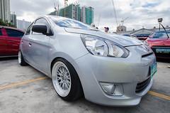 _DSC3123 (kramykramy) Tags: g4 mirage greenfield mph mitsubishi compact hatchback carshows subcompact 6thgen 3a92 miragepilipinas kenyos kenyoscrew