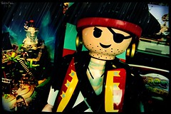 pirate in the rain (VintageReflection) Tags: from portrait guy scale toy toys tales box pirates bad adventure plastic pirate captain figure corsair jolly roger arrr spielzeug figur playmobil buccaneers pirata pirat oneeye buccaneer oneeyed swashbuckler piraten 2015 seeräuber korsar augenklappe lostillusion75 retrotwin klicky
