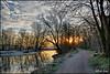 Cold sunrise (alfvet) Tags: sunrise nikon alba fiume parcodelticino abigfave d5200 veterinarifotografi