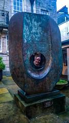 Cornwall_New_Year_2015_2016_2016_01_09_16_53_16 (James Hyndman) Tags: england cornwall unitedkingdom newyear sculpturegarden stives saintives mooseheads barbarahepworth moosehead westcornwall barbarahepworthmuseum barbarahepworthworkshop newyear2016