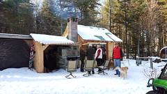 Doug & Geraldine's brick-oven pizza house