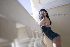 Yazzy in Jamaica (Day Vid Z / ASCENSION Photography) Tags: travel portrait woman hot sexy girl tattoo hotel model awesome lingerie canadian resort professional jamaica boudoir piercings modelling darkhair bueatiful