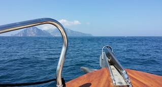 Heading Towards Capri