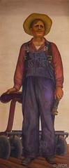 Farmer (_ Ivor_) Tags: sanfrancisco california art mural tokina coittower fresco pwap cliffordwright d7200 nikond7200 tokina1120 tokina110200mmf28