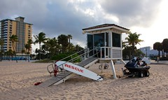 Fort Lauderdale, Florida (--Eli--) Tags: trip travel rescue usa holiday america florida miami unitedstatesofamerica guard fortlauderdale ontheroad baywatch oceano atlantico biscaynebay statiuniti salvataggio bagnini straitsofflorida stateofsunshine