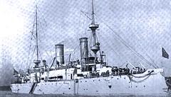 USS Olympia, protected cruiser, built 1891 (SSAVE w/ over 6.5 MILLION views THX) Tags: spanishamericanwar flagship 1898 ussolympia battleofmanila commodoregeorgedewey