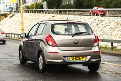 1162511 (rOOmUSh) Tags: auto car gray hyundai i20 11xxx11