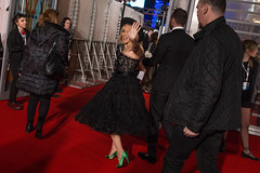 Kylie (Emma Swann) Tags: kylie arrivals redcarpet theo2 brits kylieminogue britawards o2arena