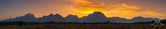 Grand Teton National Park Sunset Panorama (Mike Ver Sprill - Milky Way Mike) Tags: pictures ranch park new travel trees sunset sky panorama mountain mountains west art mike nature beautiful field clouds sunrise fence way landscape fire photography hotel michael high amazing photographer dynamic hole outdoor gorgeous fine barns large style grand row panoramic jackson best historic lobby explore peter national printing smokey jersey format mormon farmer greatest wyoming prairie teton hazy tetons ever range milky hdr mv ver lik sprill versprill
