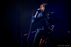 Suede @ AB Brussels 06-02-16 (bourgol) Tags: brussels concert live gig ab suede brettanderson 2016 anciennebelgique bourgol