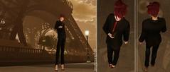 JE SUIS PARISIENNE (marpil.grafenwalder) Tags: fashion moda sl event secondlife similar swank kokolores nativeurban