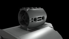 Jet Engine (Sastrei87) Tags: lego homeworld brickspace