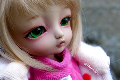 Avery ~ Rainy days... ( Nyu.) Tags: brown ball asian doll skin drawing alice bjd luts tdf jointed tinydelf