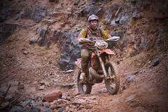 Motor Cross in the mud. (foto.pro) Tags: terrain rain bike mud motor rough quarry scramble riders mawr nant