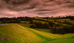 Llandegfedd Resivour. Wales (G.B.Photography) Tags: sky water beauty southwales wales skyscape relax landscape nikon walk apocalypse waterscape resivour outdor landscapeseascape llandegfedd sescape grazynaphotography seskape