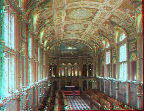 RHUL Stereo Anaglyph -2