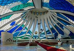 Inside in the Cathedral of Braslia (Frans Harren) Tags: blue brazil panorama building church braslia architecture geotagged bra distritofederal oscarniemeyer esplanadadosministerios geo:country=brazil geo:state=distritofederal geo:location=esplanadadosministerios geo:city=braslia geo:lat=1579812777 geo:lon=4787540277 geo:lon=47875402766667 geo:lat=15798127766667