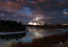 Grand Teton National Park (Patrick N. Oglesby) Tags: sunrise grandtetonnationalpark godlovesyou oxbowbend mtmoran