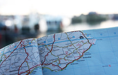 East Neuk of Fife, AA Road Map... (Ray Crabb) Tags: scotland fife aa roadmap pittenweem 2014 eastshore eastneuk