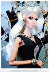 Black-Tie Ball Vanessa (Michaela Unbehau Photography) Tags: vanessa mannequin fashion ball photography model doll dolls fotografie mode fashiondoll fr blacktie exclusive royalty michaela puppe fr2 wclub unbehau