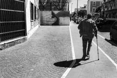 IlGiovediDiDomenico_15 (Naraphotos) Tags: portrait bar hands hand tram oldman mani mano spaghetti autobus ritratto caff reportage domenico sigarette panchina trattoria solitudine rotaie anziano amatriciana stampella gioved tranquilli