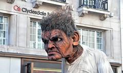 St Patricks Day Parade (standhisround) Tags: uk london giant model parade piccadillycircus stpatricksday ogre effigy
