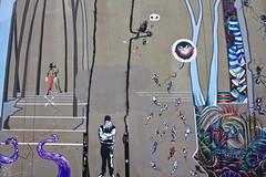 Erie Alley Wall Mission St. San Francisco2 (Brett Landrum) Tags: sf sanfrancisco street streetart tree bird art canon stencil alley rat san francisco banksy le 7d illegal bayarea mission missiondistrict erie kenzo tweet blek bleklerat chorboogie canon7d jeremynovy eriealley
