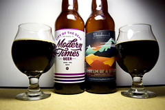 System of a Stout / City of the Dead (Joeyfeets) Tags: beer moderntimes cityofthedead beertography beachwoodbrewing systemofastout