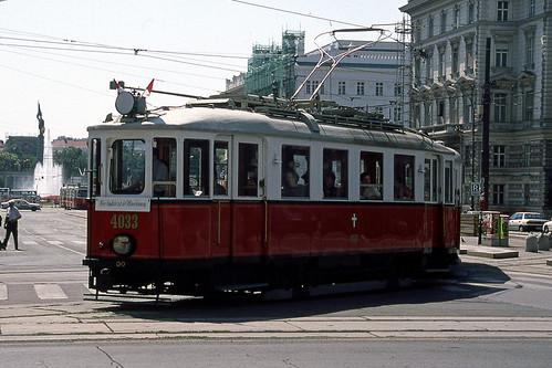 Vienna - Schwarzenbergplatz