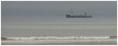 Kenfig Sands. (brian.batters (B-C-B)) Tags: sea swansea sands dredger porttalbot swanseabay deepwaterharbour kenfigsands ukdbluefin